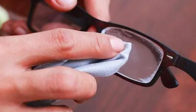 How To Fix Scratched Eyeglasses