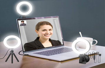 Ring Light For Laptop Buying Guide
